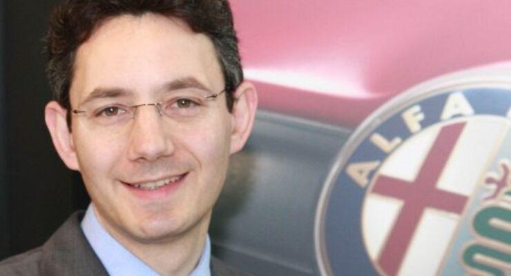 Marketingleiter bei Alfa Romeo