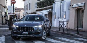 Maserati Levante GT Hybrid 2021