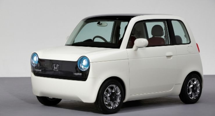 Mehr Hybride von Honda