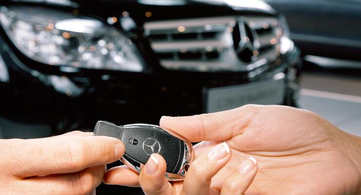 Mercedes-Benz Bank bietet Online-Börse für Leasingverträge an
