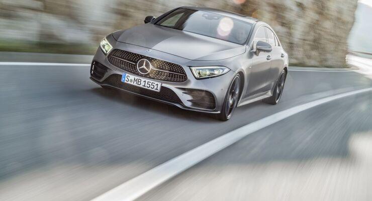 Mercedes-Benz CLS 2017