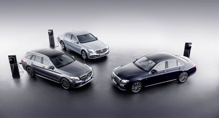 Mercedes, Diesel, Plug-in Hybrid, C-Klasse, E-Klasse, S-Klasse