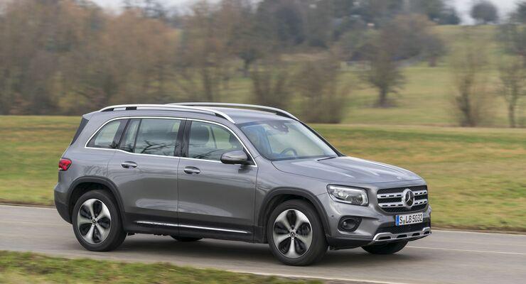 Mercedes GLB 2021, mercedes-benz, glb, suv, 2021,