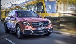 Mercedes GLC F-Cell 2018