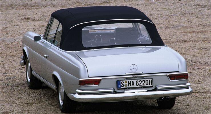 Mercedes S-Klasse 3.5 V8
