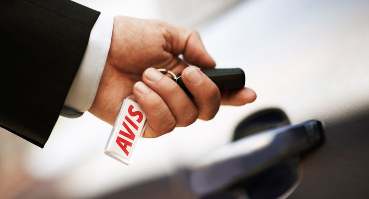 Mietwagen, Service für Firmenkunden
