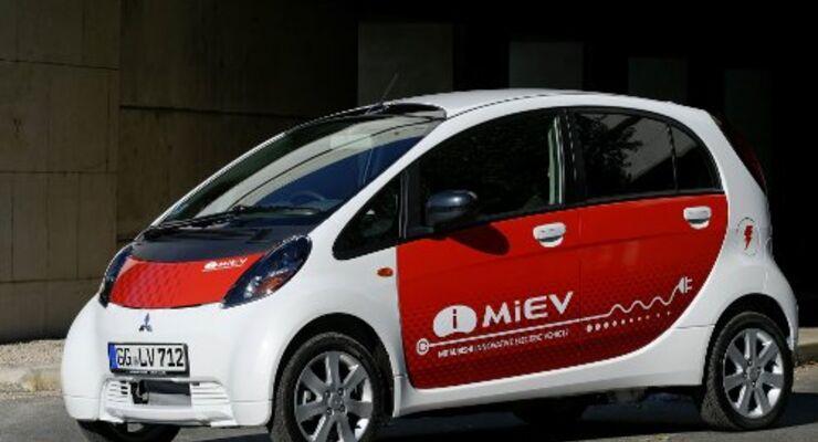 Mitsubishi: Elektroauto für die Großserie