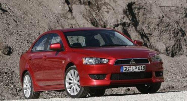 Mitsubishi: Kostenlose Autogas-Anlage für Lancer noch bis Ende Juni