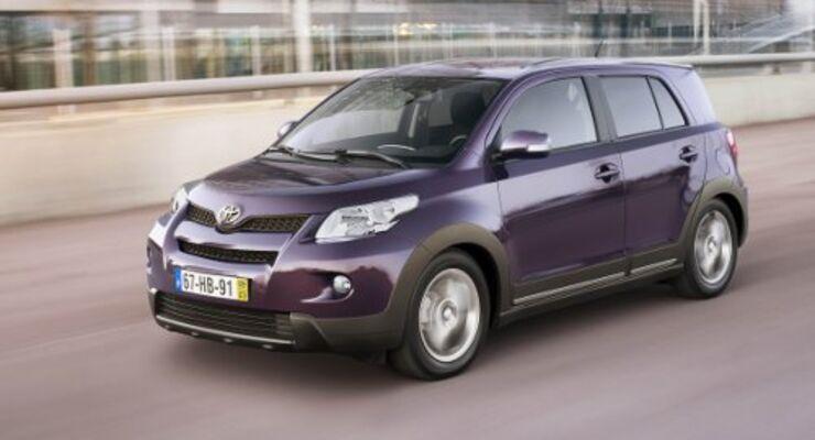 Neuer City-SUV von Toyota