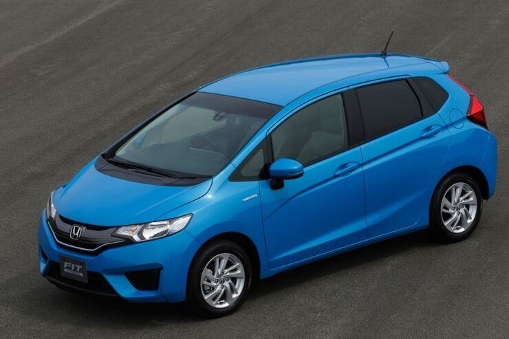 Neuer Honda Jazz