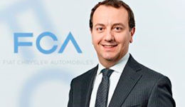 Niccolò Biagioli (45) die Funktion des Brand Country Managers Alfa Romeo und Jeep bei der FCA Germany AG