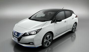 Nissan Leaf, E-Auto