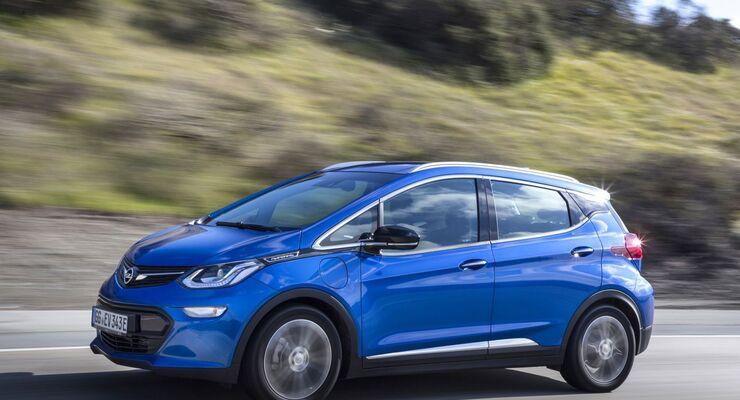 Opel Amera-e 2017