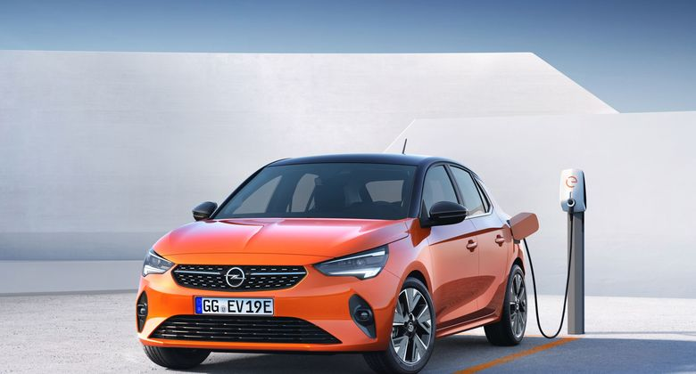 Opel E Corsa