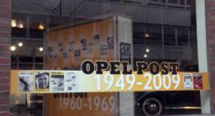 Opel Post