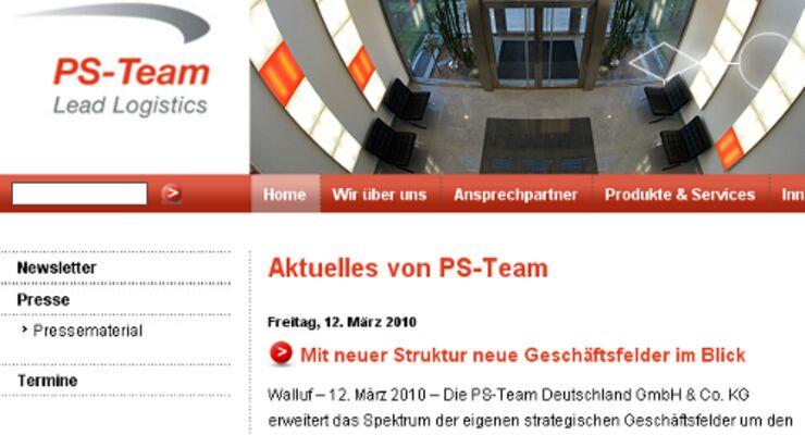 PS-Team stellt sich neu auf