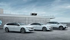 Peugeot 3008, 508 PIH, Plug-in Hybrid