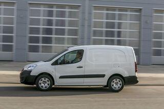 Fahrbericht Peugeot Partner Blue Hdi 100 Firmenauto