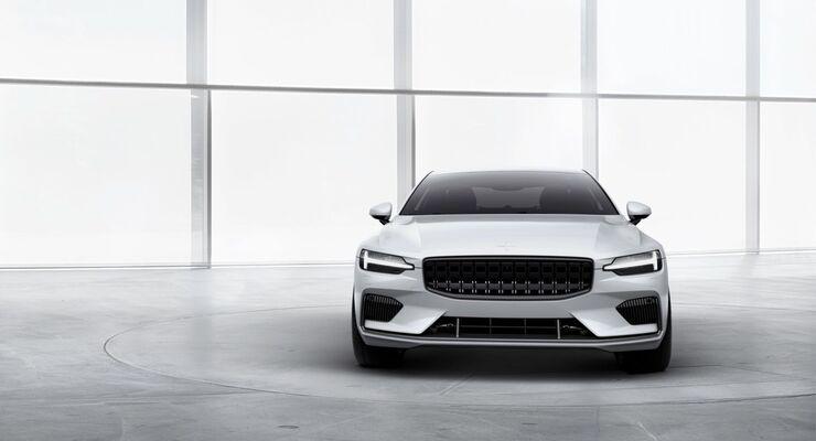 Polestar 1 Erstes E Auto Der Volvo Tochter Firmenauto