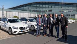 ROM Technik übernimmt Mercedes-Benz C-Klasse Flotte