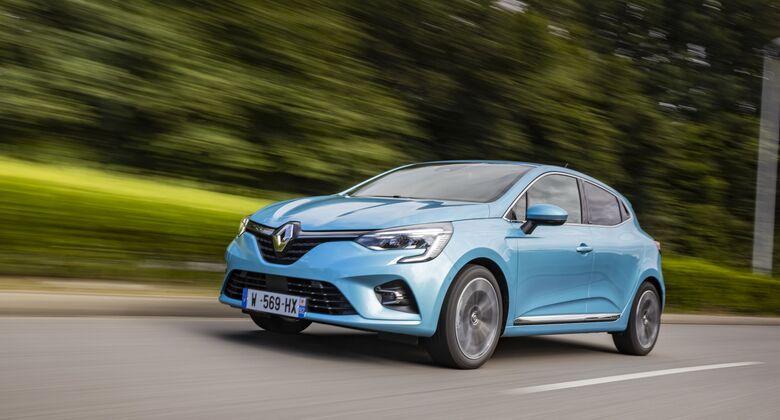 Renault Clio E-Tech 2021