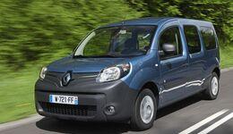 Renault Kangoo Blue dCi 80