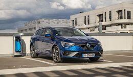 Renault Mégane E-Tech 2021