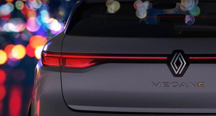 Renault Mégane Electric 2022