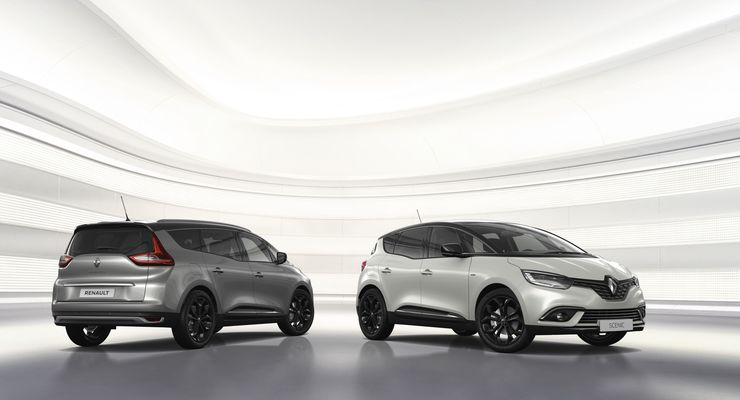 Renault Scénic Black Edition 2019