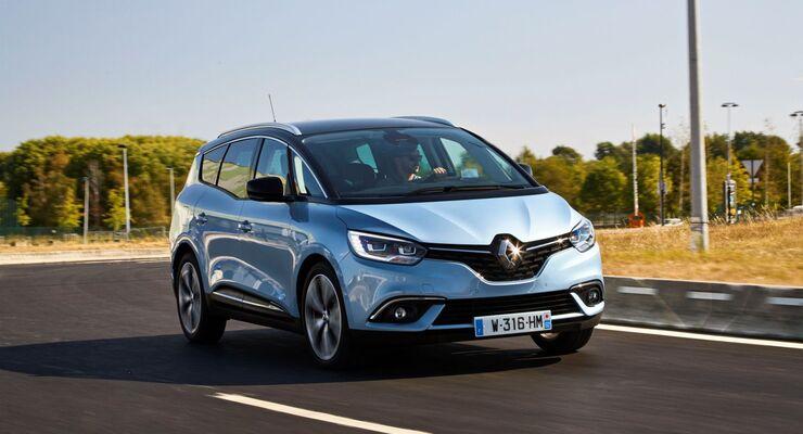 Renault Scénic dCi 110 Energy 2016