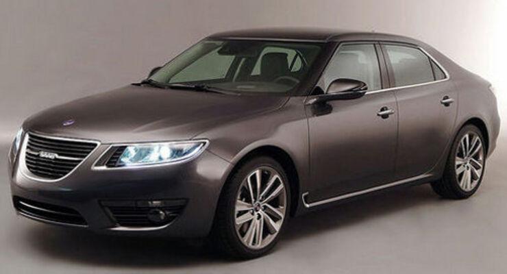 Saab bringt neuen 9-5 an den Start