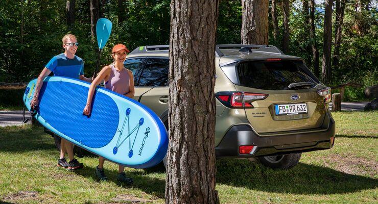 Subaru Outback Exclusive Cross 2021