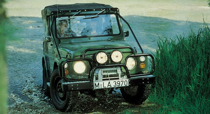 Suzuki LJ80 1981