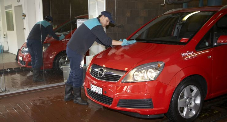 Swiss Car wash
