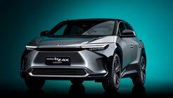Toyota BZ4X 2021