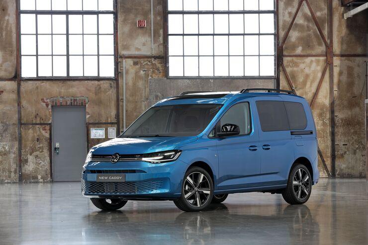 VW Caddy 2020