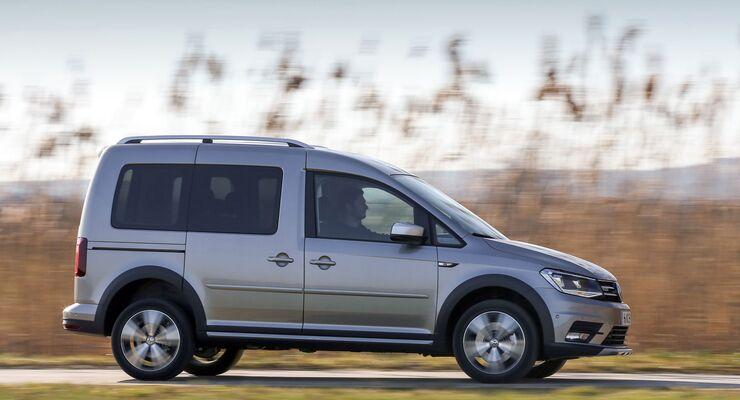 VW Caddy Alltrack 2.0 TDI (2019)