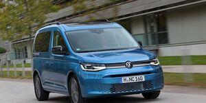 VW Caddy Kombi 2021