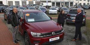 VW Gebrauchtwagen 2021