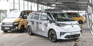 VW ID Buzz 2021