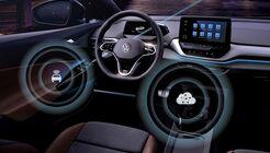 VW ID Softwareupdate 2021