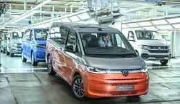 VW Multivan 2022