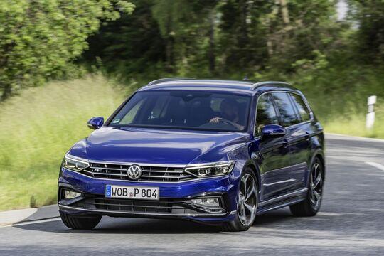 VW Passat Variant 2020