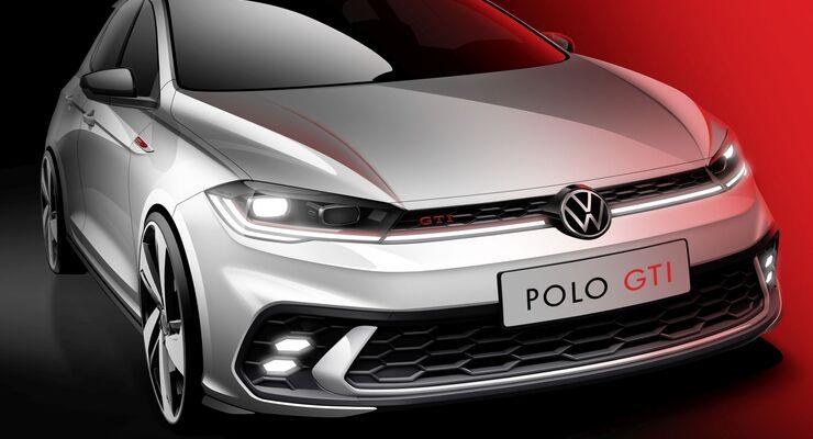 VW Polo GTI 2021