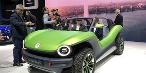 VW-Studie I.D. Buggy