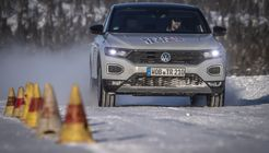 VW T-Roc, Reifentest, Winterreifen,