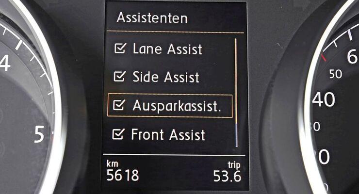 VW Touran 2.0 TDI SCR