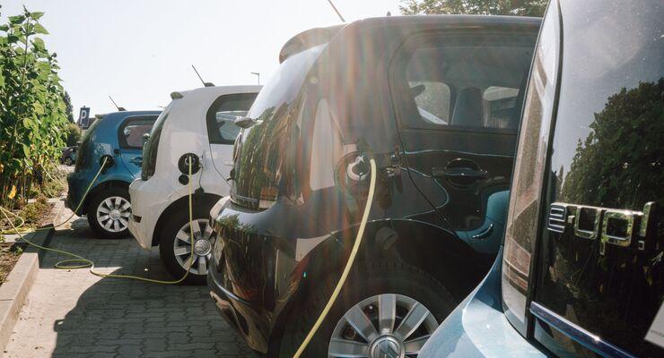 VW e-UP 2021