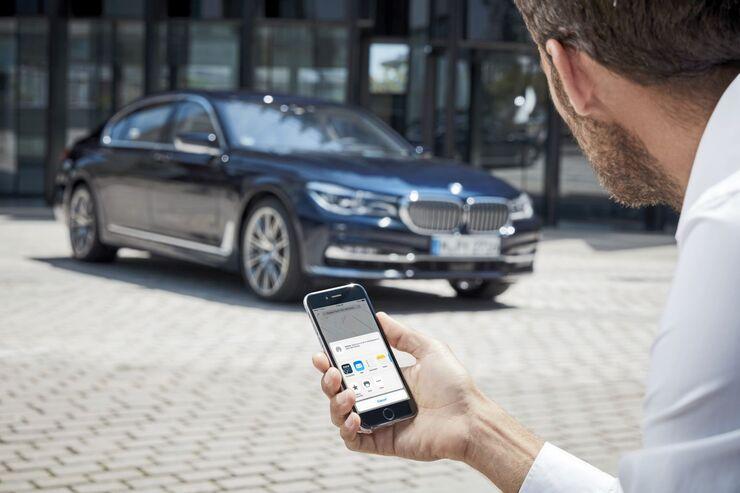 Vernetzung, BMW