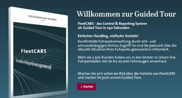 Volkswagen Leasing aktualisiert Fuhrparkmanagement-System